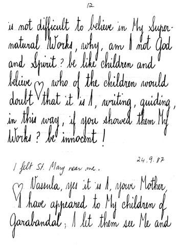 au sujet de Vassula - Page 2 Handwriting2